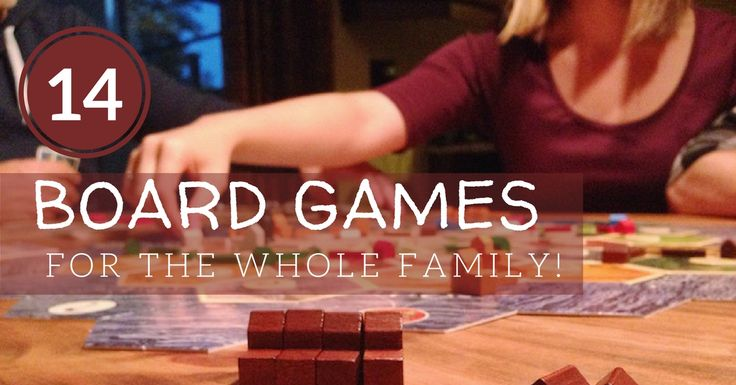 Board games are one of the best ways to connect as a family--and here are 14 fun family board games that go beyond Monopoly and Risk!