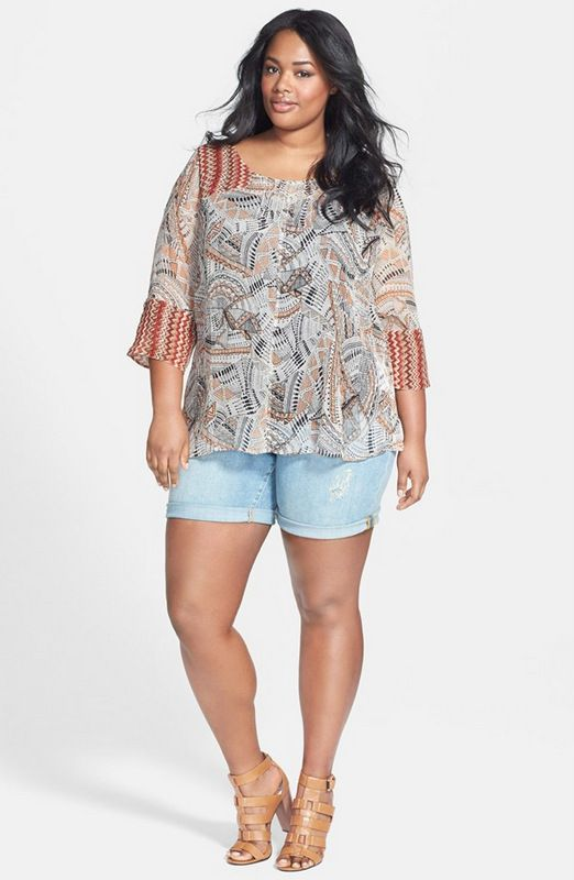 Plus size shorts for teens — img 9