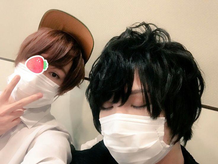 私の王子様(そらる)はとてもハンサムです(*´`*) Cre : Uratanuki's twitter