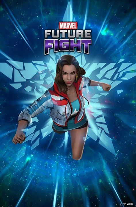 America Chavez jumps into MARVEL Future Fight in the next update! #starwarsfan #starwarstheforceawakens #starwarsart #legostarwars #starwarsday #starwarsnerd