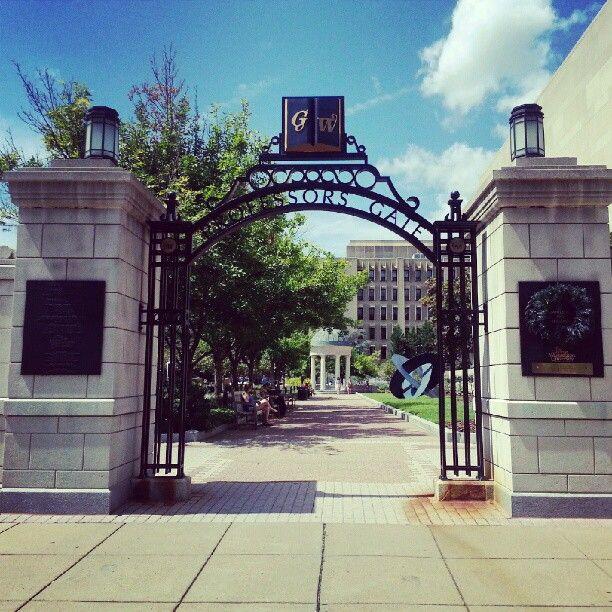 The George Washington University *2201 G. Street NW  *Washington , DC 20062 *business.gwu.edu *gwmba@gwu.edu