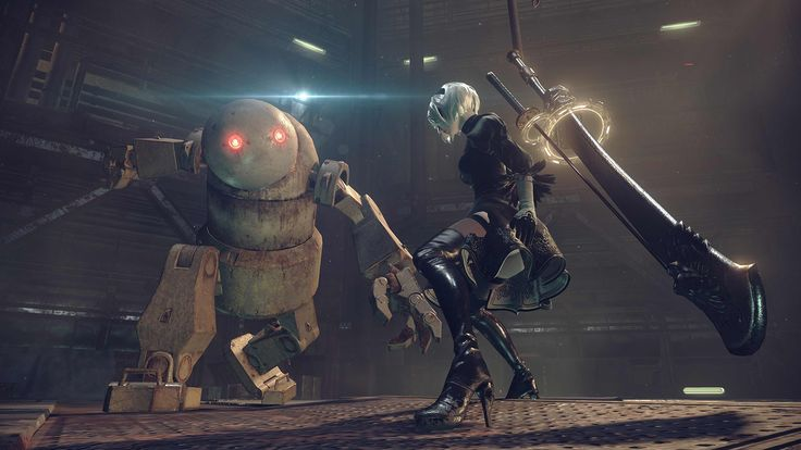 Platinum Games explains why NieR: Automata was nixed for the Xbox One