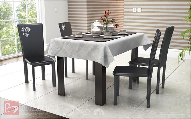 Стол Антъни Цена: 39.90 лв http://videnov.bg/дом/стол-антъни