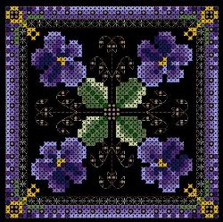 Free cross stitch patterns-- perfect for expanding my hoopla wall!
