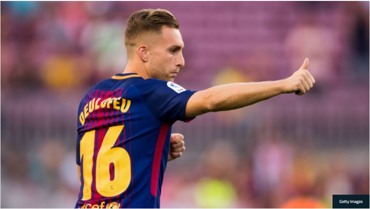 DEULOFEU, SEMEDO RETURN FOR BARCELONA BUT ALCACER DROPPED FOR SPORTING CP CLASH The pair played no part in a 3-0 win over Girona at the weekend, but will be back in action for the upcoming European fixture www.ae6688.com