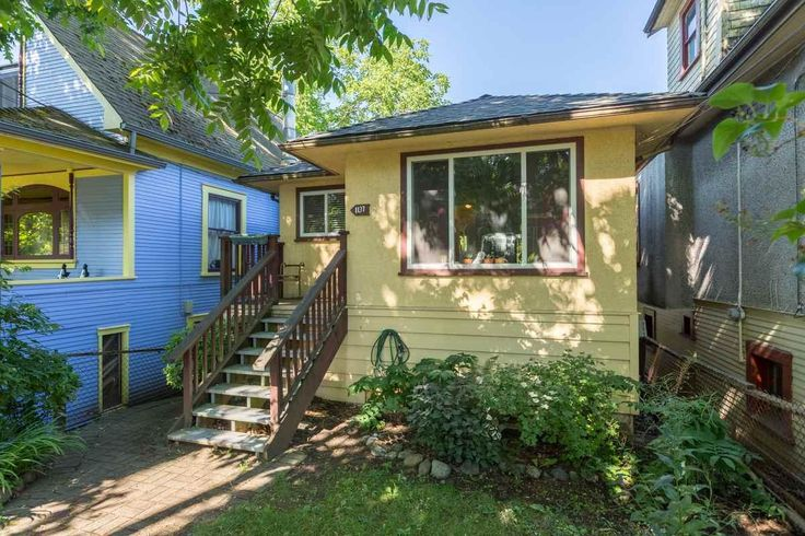 1137 Semlin Drive, Vancouver - 4 beds, 2 baths - For Sale | Vancouver Character Homes - Heritage Homes For Sale in Vancouver