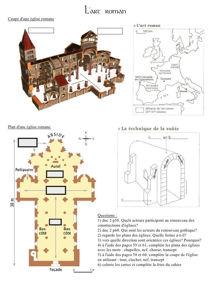 Roman gothique