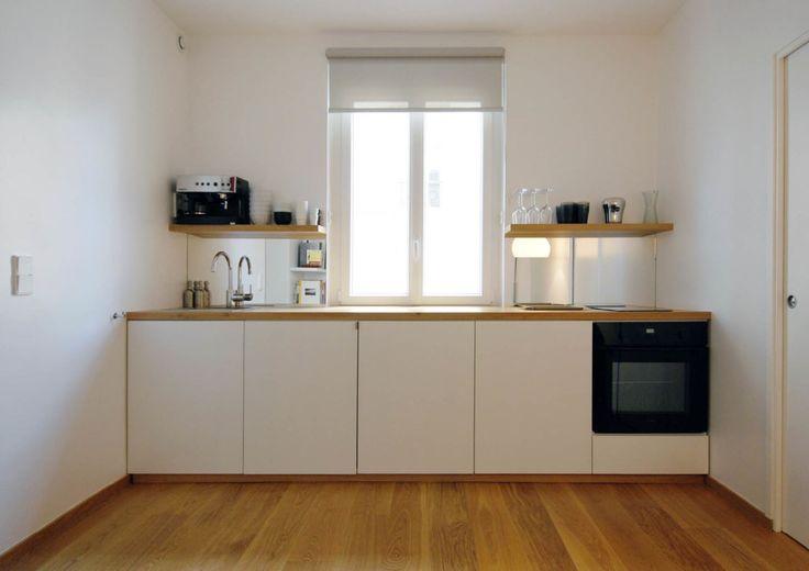 Appartement Paris 11  un deux-pièces dans 21 m2 Tiny spaces