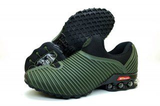 28c742394cc15f Nike Air Max Plus v 50 Cent Shox KPU Olive Green Black Mens Footwear ...