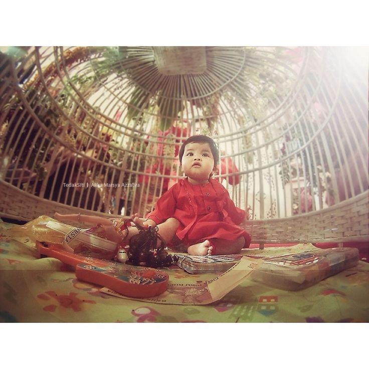 Tedak Siti Baby Alika