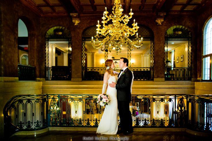 Fairmont Le Chateau Frontenac Wedding In Quebec City