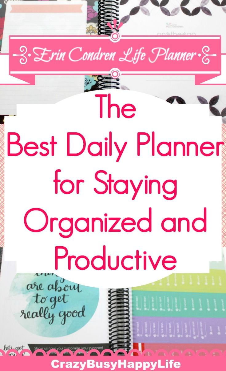 Are you looking for a cute daily planner that will keep you organized and productive? The Erin Condren Life Planner is my go-to planner for just that. Check out the vertical spread, and how to use the planner.