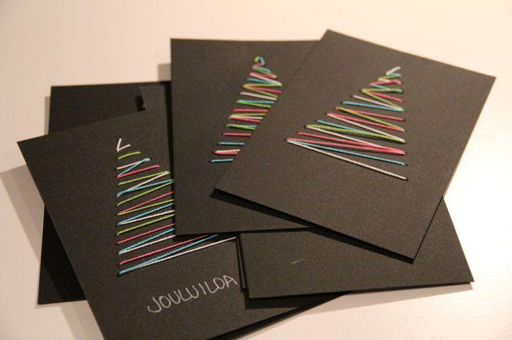 C'est le moment de réaliser vos cartes de Noël, les cartes de voeux ! Je vous…
