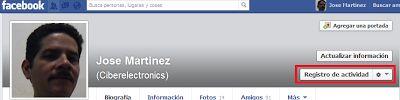 Cómo borrar la historia de búsquedas de Facebook : Zibertronicos