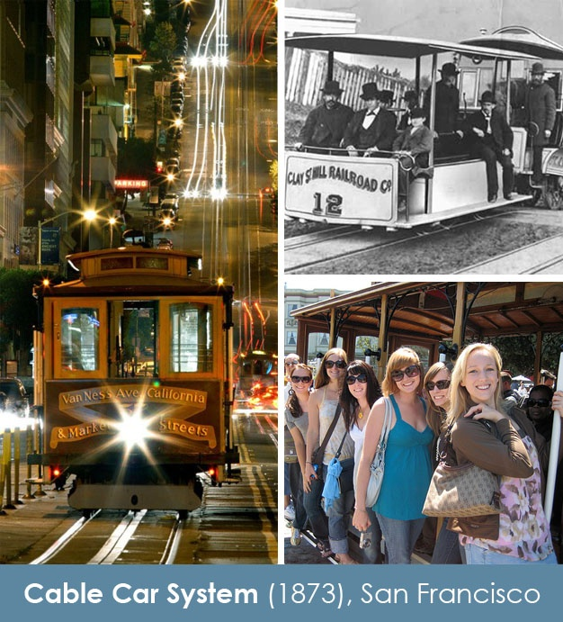 50 Best Images About Best Cable Car Photos In San