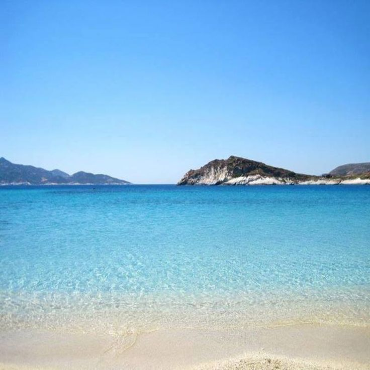 Prassa beach! #Kimolos #Cyclades #VisitGreece #Travel #Vacation