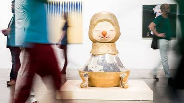 Art Basel Miami Beach guide for times, tickets and top galleries