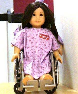 Best 25+ American girl doll hospital ideas on Pinterest | Molly ...