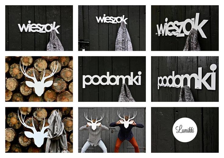 Lumikki Hangers / Design / Find us on https://www.facebook.com/Lumikki.design