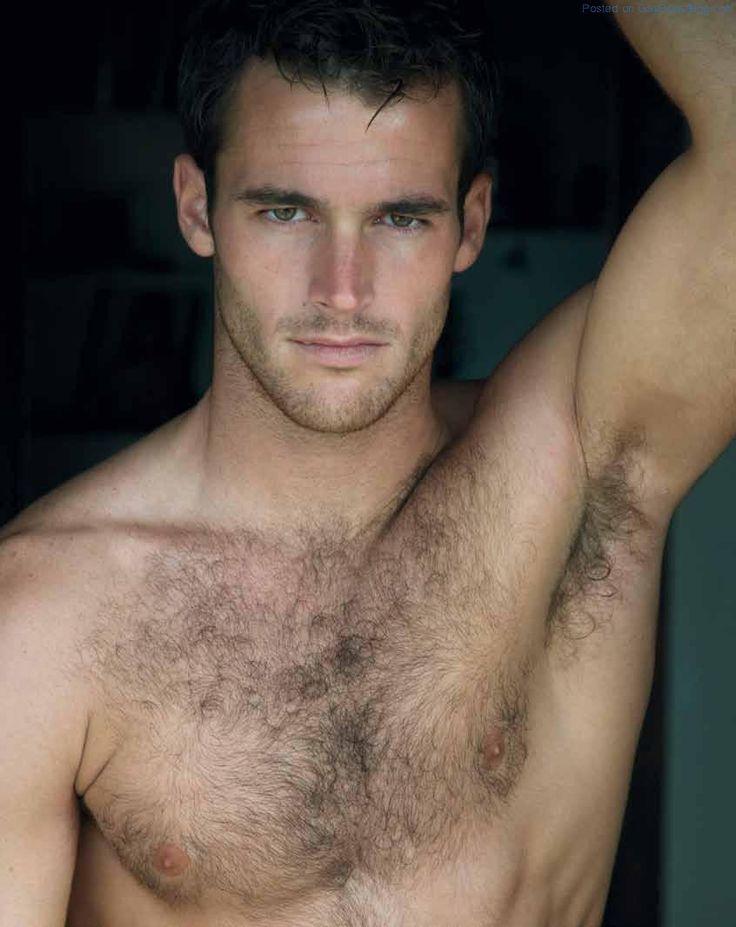 Hairy chest latino 7