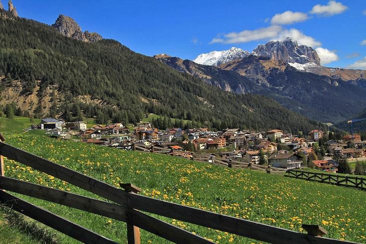 My Town, Vigo di Fassa in Val di Fassa - www.dolomitigallery.com