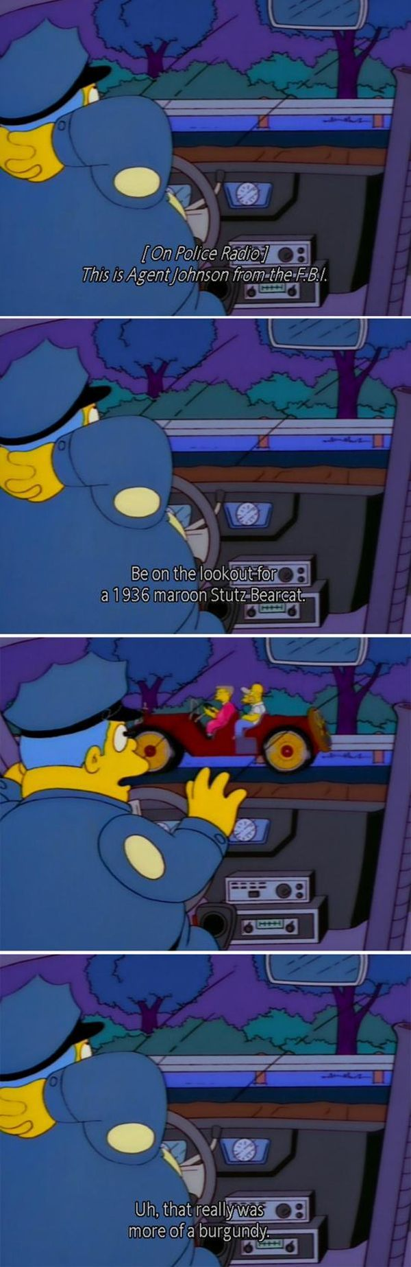 3081 best the simpsons images on pinterest homer simpson the simpsons and pin up cartoons - Police simpsons ...