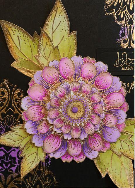 Marga's Creations - Chocolate Baroque