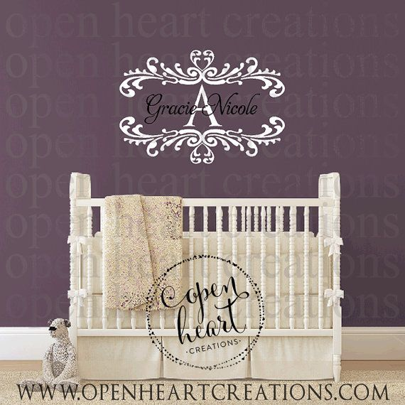 Best Baby Nursery Wall Decals Images On Pinterest Nursery - Custom vinyl wall decals nursery