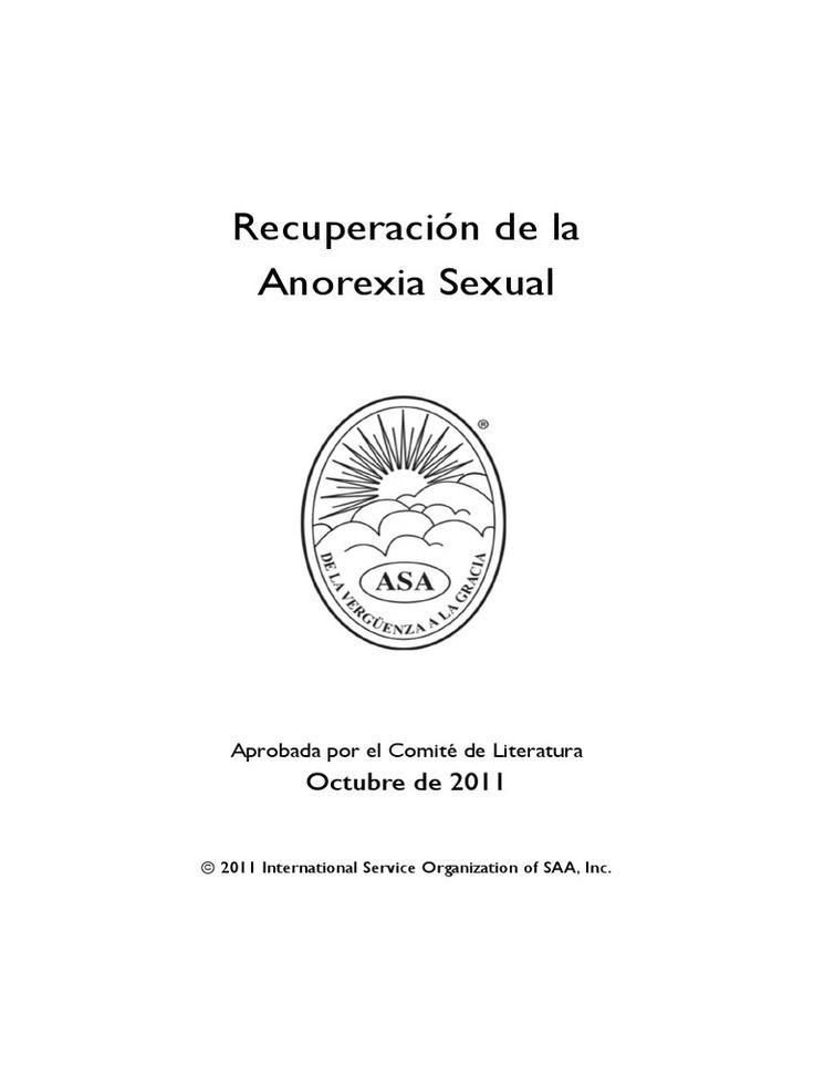I'm reading Recuperación de la Anorexia Sexual  on Scribd