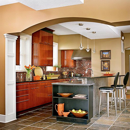 Kitchen Design Arch: 91 Best Images About Kitchen Designs On Pinterest