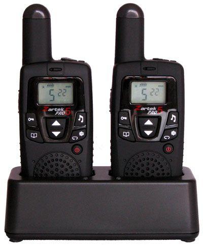 Zartek Pro5 Pro8 Two-way radio