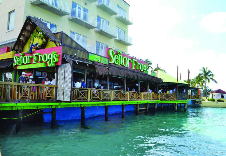 Senor Frog's Nassau, Bahamas ~ @Sarah Specker @Emily Morris @Maggie Fegan @Nicole Del Bene 2 weeks and we'll be there