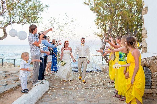 Подружки невесты в кадре