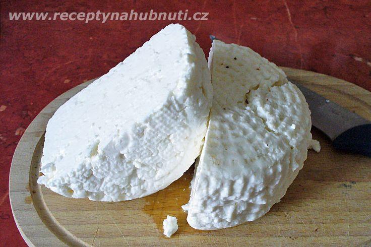 domácí balkánský sýr