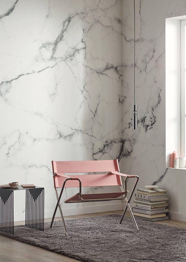 Schoner Wohnen Fototapete Marmor 470924 Mit Bildern Tapeten Wohnzimmer Fototapete Tapete Grau