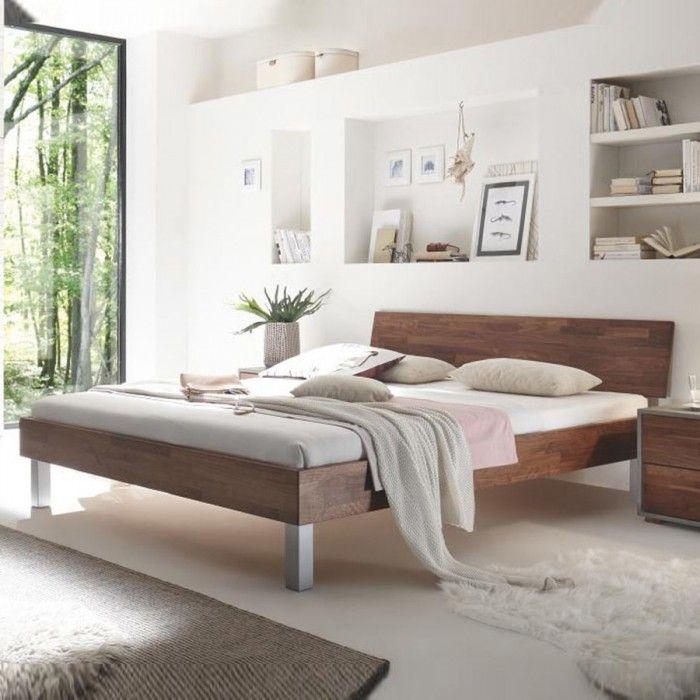 Betten In Uberlange Wohnung Renovieren Bett Haus Deko