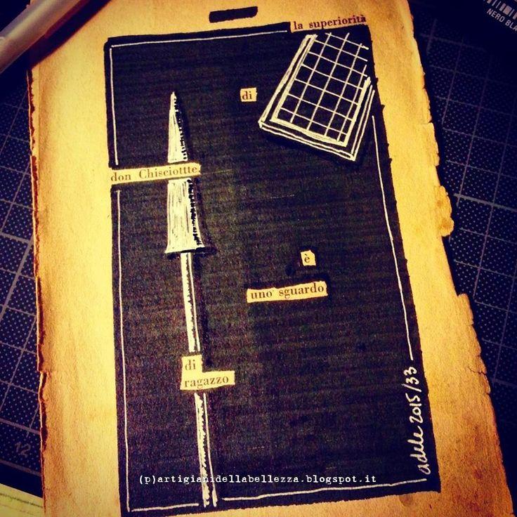 (p)artigiani della bellezza: rimestando nelle scatole di libri illeggibili...