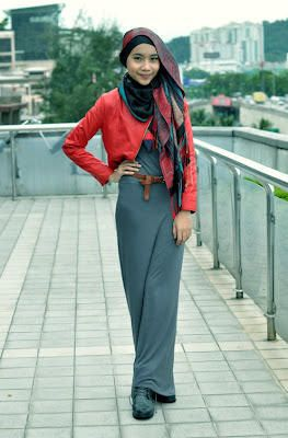 Gaya Hijab Trendy untuk Remaja