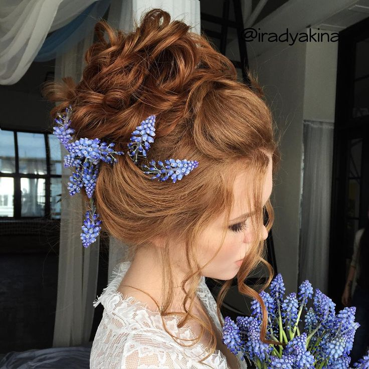 ... on Pinterest | Curling wands, Wedding hairstyles and Half up half down