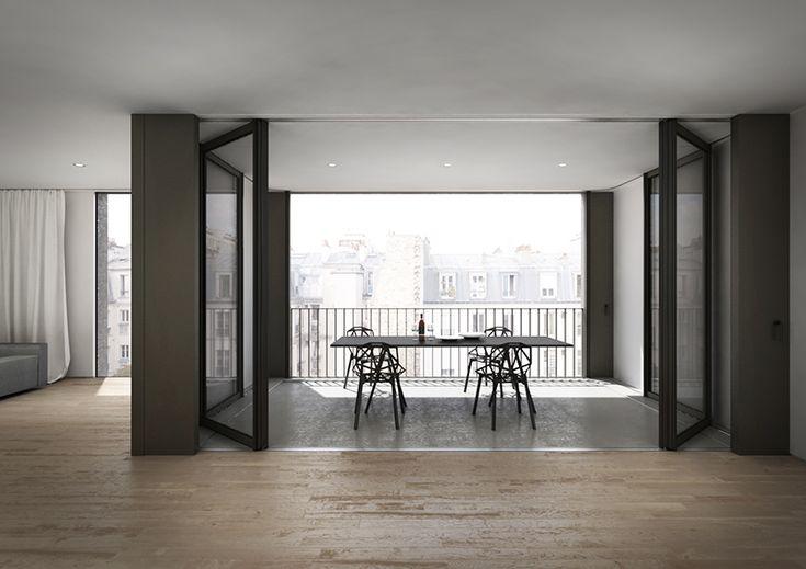 Winter Zimmer +  Architektur-Studierenden der Technischen Universität München, Lisbeth Fischbacher und Daniel Hoheneder. …