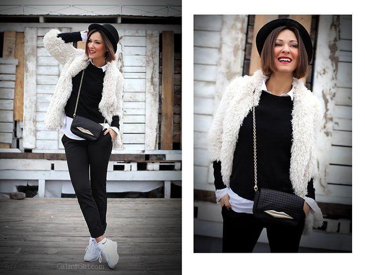 GalantGirl.com #galantgirl #outfitpost #streetstyle #streetfashion #DVFbag #fashionblogger #fashionblog