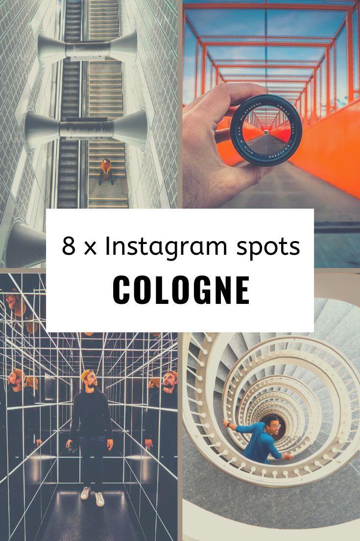 8 X Instagram Spots In Cologne Including Photography Het Is De Merckx Foto Koln Berlin Urlaub Reisefotografie