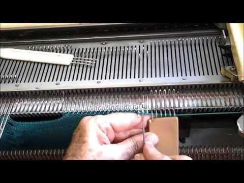 Figure 8 Bind-Off & Figure 8 Graft by Diana Sullivan - YouTube
