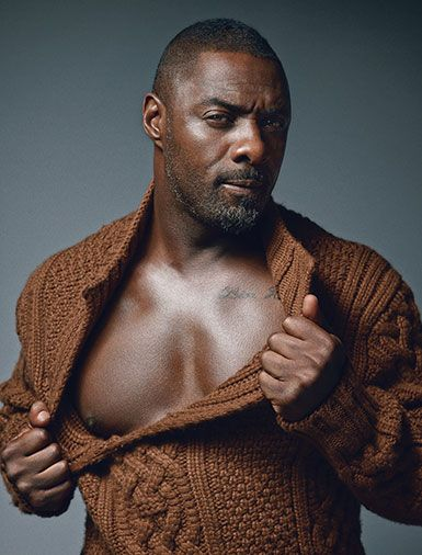 Oh Idris...the things I could do for you. (The Undeniable, Indescribable Appeal of Idris Elba: Cover Stars : Page 3 : Details)