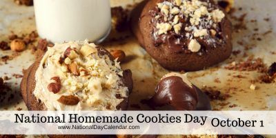 Celebrate this National Day by baking a batch of favorite cookies or experiment with a new recipe. If you're stuck, why not try the following recipe for raisin cookies. It's a family fa…