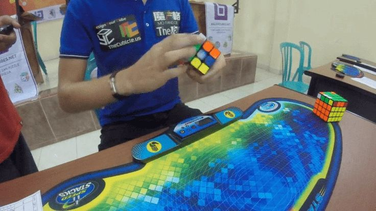 ❝ Nuevo récord mundial de cubo de Rubik [VÍDEO] ❞ ↪ Puedes leerlo en: www.divulgaciondmax.com