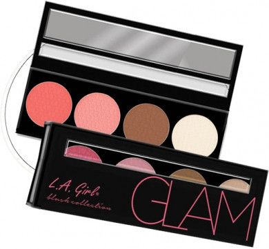 Makeup Clearance Company - L.A Girl Beauty Brick Blush Palette
