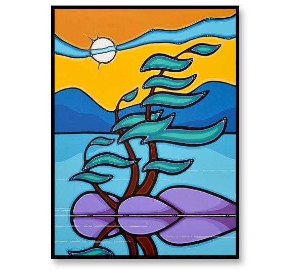 Mark Kulas painting 081