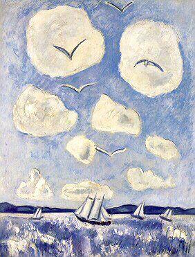 Marsden Hartley was an American Modernist painter, poet, and essayist.