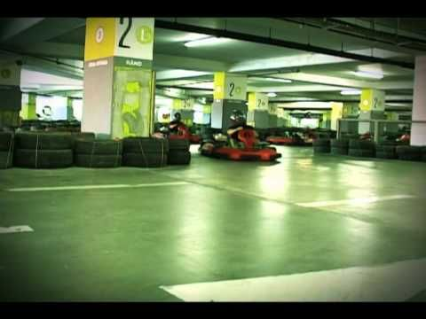 Mega Karting Afi Palace Cotroceni